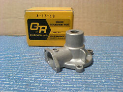 Ohlsson And Rice Engine Intake Manifold A-13-18 Nos Part F-31