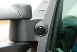 Vision System Vs55010 Lane Change Alert-cam Chevy / Gmc Towing Mirror Set With