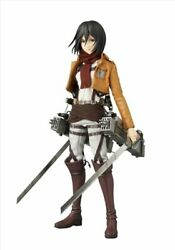 Rah Real Action Heroes Advance Giant Mikasa Ackerman 1/6 Scale Abs And Atbc-pvc Pr