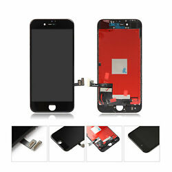 For Iphone 7 Lcd Screen Replacement Touch Display Assembly Digitizer 4.7 Black