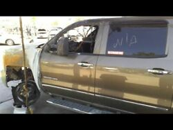 Driver Front Door Classic Style Fits 14-19 Silverado 1500 Pickup 17438541
