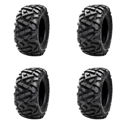 4 Pack Tusk Trilobite® Hd 8-ply Tire 25x10-12