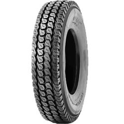 4 Tires Leao Lld37 295/75r22.5 Load H 16 Ply Drive Commercial