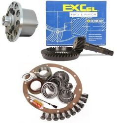 Gm 8.875 Chevy 12 Bolt Truck 3.73 Ring And Pinion Truetrac Posi Excel Gear Pkg