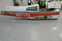 Grumman Aa-5a Fuselage Assy W/ Airworthiness Bos Data Tag And Log Books