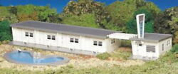 Bachmann 45214 Ho Motel With Swimming Pool
