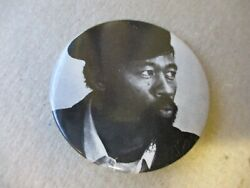 Vintage Black Panthers Pin Back Protest Cause African American Button Panther