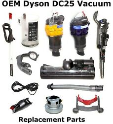Original Dyson Dc25 Ball All Floors Vacuum Cleaner Replacement Parts Free Ship