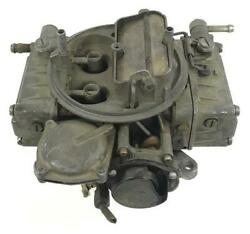 1965-68 Shelby Mustang 289 And 302ci Holley Carburetor List-4548 Ford D0pf-9510-u