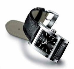 Watch Eberhard Woman 61007 Quartz Analogue Only Time Steel