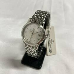 Jaeger Lecoultre Mater Control 143.8.60 Automatic Silver Dial Stainless Womenand039s