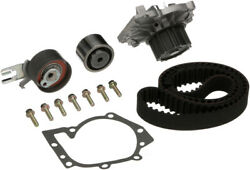 Engine Timing Belt Kit With Water Pump Gates Fits 00-01 Volvo S80 2.9l-l6