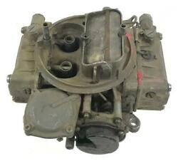 1965-68 Shelby Mustang 289 And 302ci Holley Carburetor List-4548-s Date Code 3497