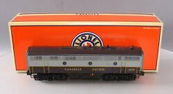 Lionel 6-34585 Legacy Canadian Pacific F-3 Powered B Unit/box