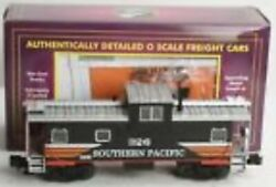 ✅mth Premier Southern Pacific Daylight Caboose 20-91077 For Diesel Steam Engine