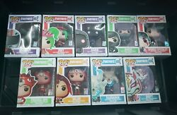 Fortnite Funko Pops 9 Out Of 10 Of Series 2
