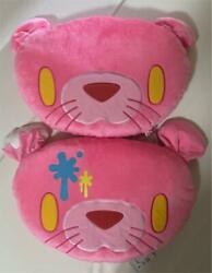 Gloomy Bear × Pink Panther Plush Doll Toy Cushion Pillow Chax Gp Tag Set Of 2