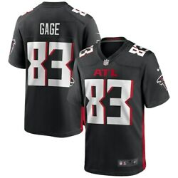 Brand New 2021 Nfl Russell Gage Atlanta Falcons Nike Player Game Jersey Nwt 83
