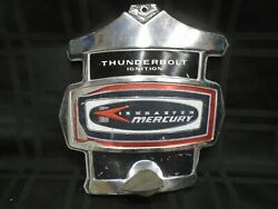 1968-71 Mercury 500 50hp 4-cyl Front Cowling Cover 2104-2654 Boat Motor Outboard