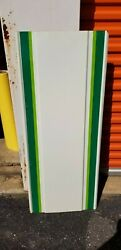 Vintage 7up Seven Up Metal Sign Blank 47.75x19.5 New Old Stock  C