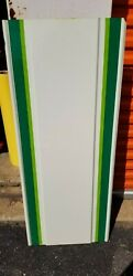 Vintage 7up Seven Up Metal Sign Blank 47.75x19.5 New Old Stock F