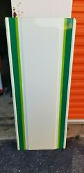 Vintage 7up Seven Up Metal Sign Blank 47.75x19.5 New Old Stock  A