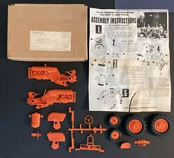 1960s Allis-chalmers Tractor Model Cereal Premium In Mailer Farm Collectibles
