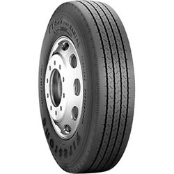 4 Tires Firestone Ft455 Plus 11r22.5 Load G 14 Ply Trailer Commercial