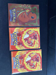 Pokemon Topps The First Movie Foil/non Foil Cards Near Mint Condition