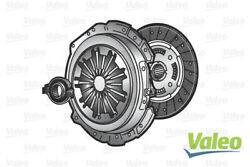 Clutch Kit 3pc Cover+plate+releaser 826809 Valeo Genuine Quality Guaranteed