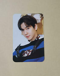 Exo Baekhyun Official Photo Card Don't Fight The Feeling Xr Gallery From Japan