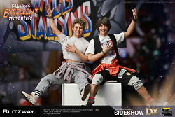 Blitzway Bill And Ted's Excellent Adventure 1/6 Scale Figure Set Bw-ums 10701 Misb
