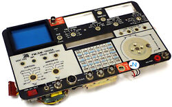 Ifr Fm / Am 1200a Communications Service Monitor Front Plate