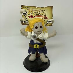 Monkey Island Voodoo Doll Limited Edition Lucasarts Plush Official Comic Con