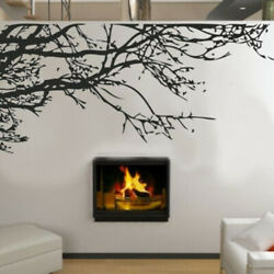 AB JW Large Removable Vinyl Art Wall Sticker Tree Branch Home Mural Decal DIY