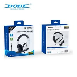 Wired Gamer Headset 3.5mm For Xbox Pc Ps5 Ps4 Ps3 Ns Headset Surround Sound