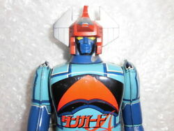 At The Time Of Broadcast Poppy Planet Robo Dangard Spring Walk Tinplate Robot