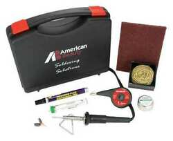 American Beauty Psk25 Soldering Kit25wiron Plated Copper Tip