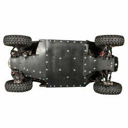 Tusk Quiet-glide Skid Plate 3/8 - Fits Can-am Maverick Trail 1000 2018-2019