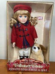 Limited Edition Collectors Choice Wind Up Doll
