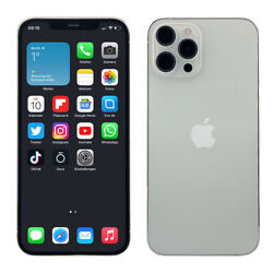Apple Iphone 12 Pro Smartphone Argent 128gb Mgmp3zd/a Top Offre