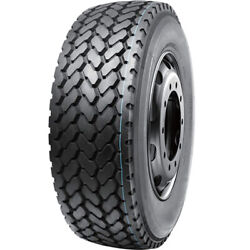 4 Atlas Tire Apw095 385/65r22.5 Load L 20 Ply All Position Commercial