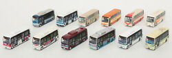 Tomytec Tomy31327 1/150 The Bus Colection Minibus 4th 1box 12 Pieces From Japan