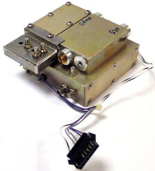 Ifr Fm/am-1200a Communications Service Monitor If Block Assembly Tested