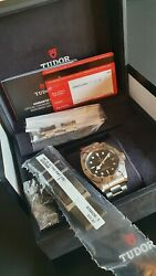 Tudor Heritage Black Bay Steel M79730 41mm With Papers August 2020