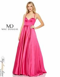 Mac Duggal 67559m Evening Dress Lowest Price Guarantee New Authentic Gown