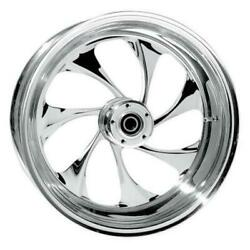 Rc Components 17625-9210a-101 Drifter Rear Wheel - 17x6.25in. - Chrome