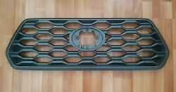 Genuine 2020 Oem Toyota Tacoma Trd Factory Off-road Honeycomb Grille 53114-04250