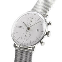 Junghans Max Bill Chronoscope Menand039s Chronograph Automatic Watch