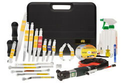Equalizer Industries Btb 11 Blade Kit, Removal Of Glass, Moldings, Emblems